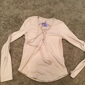 Free People top NWT